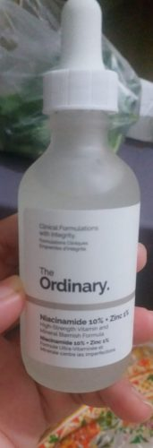 The Ordinary Niacinamide 10% + Zinc 1% B3 photo review